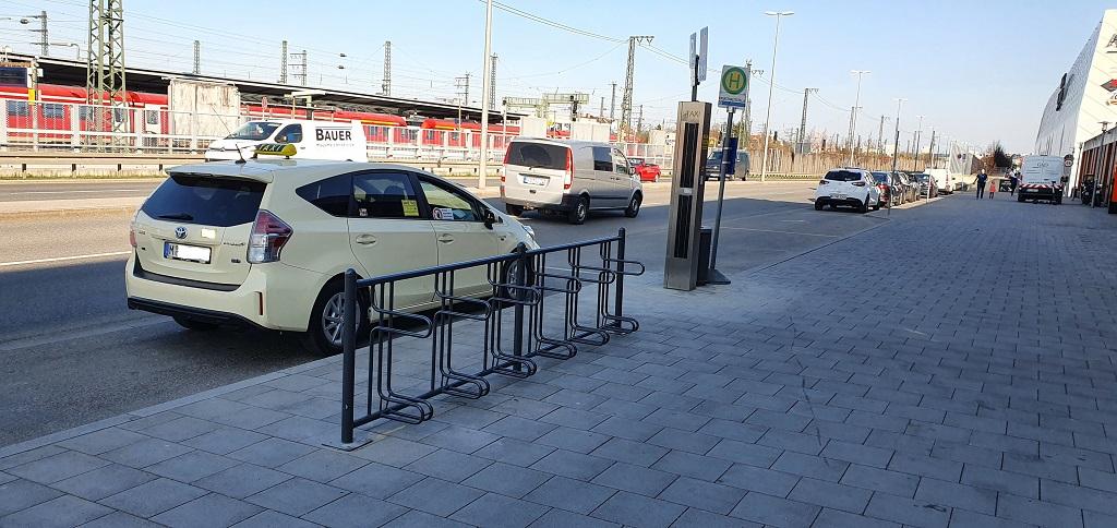 Taxistand Josef-Felder-Straße (Pasing)