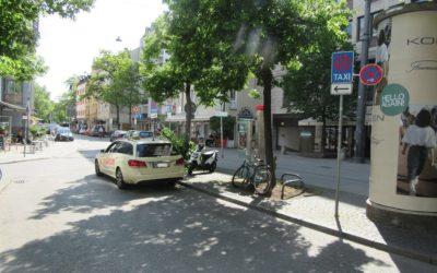 Standplatznews – Müllerstraße