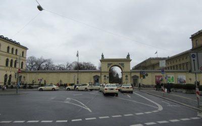 Standplatznews – Odeonsplatz