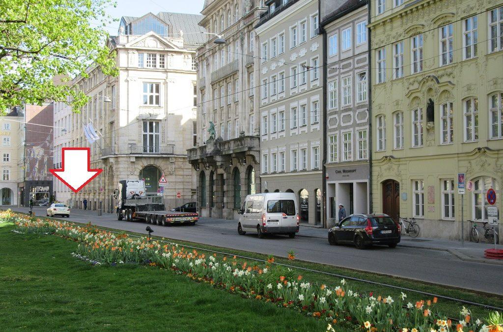 Standplatznews – Viktualienmarkt & Promenadeplatz