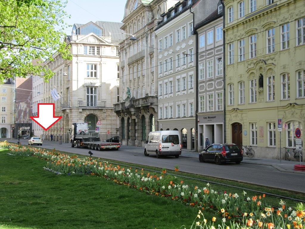 Taxistand Promenadeplatz Nachrücker