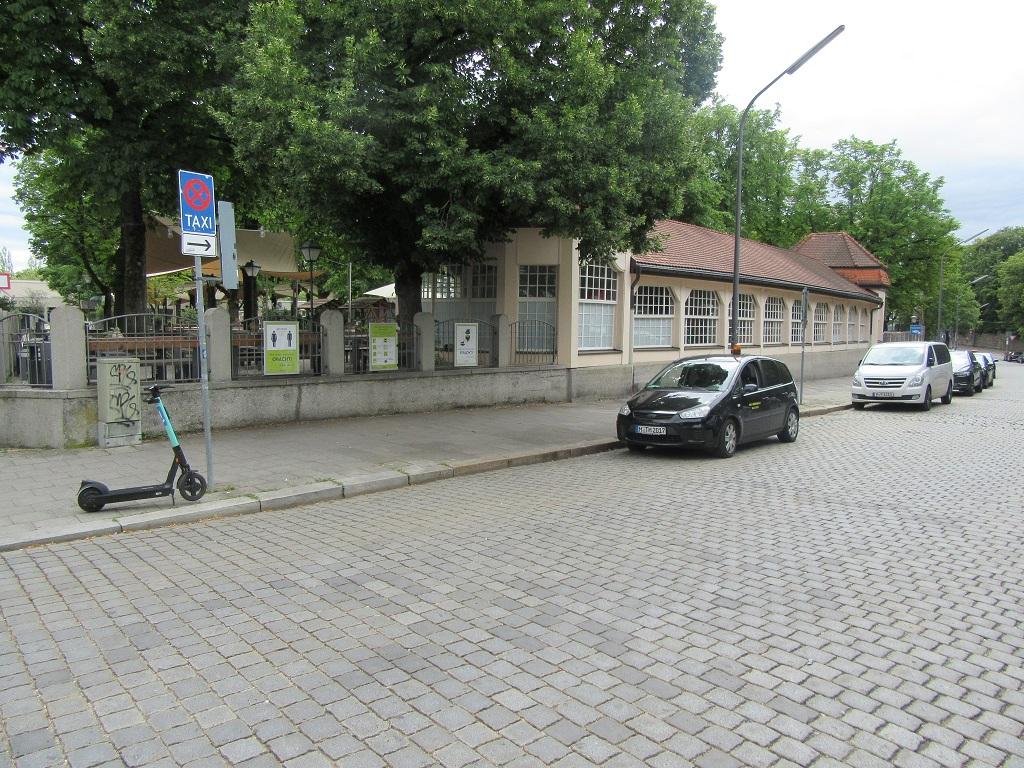 Taxi Standplatz Nockherberg