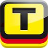 Taxi Deutschland App Logo