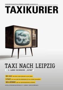 Taxikurier Cover Juni 2021