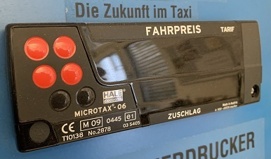 Taxistand Pasing-Maria